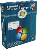 Yamicsoft Windows 7 Manager v4.0.9 Full + Keygen + Patch