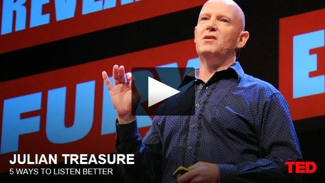 Ted talk julian treasure