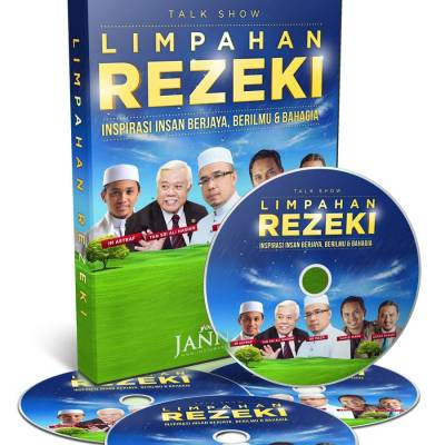 DVD Limpahan Rezeki