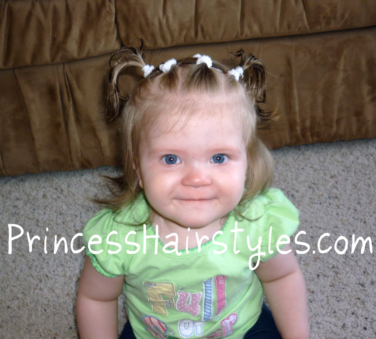Hairstyles For Short Hair Baby Girl : Hairstyles For Girls - Princess Hairstyles: Baby Hairstyles - Criss ...
