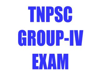 Tnpsc group 4 answer key in english