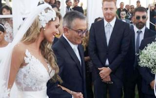 Susy Fuccillo si è sposata con Salvatore