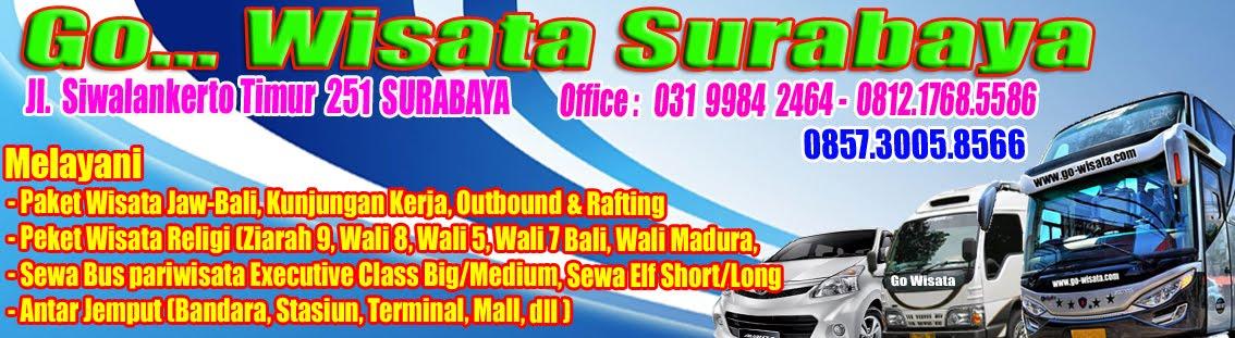 GO...WISATA SURABAYA | 031 8420 159