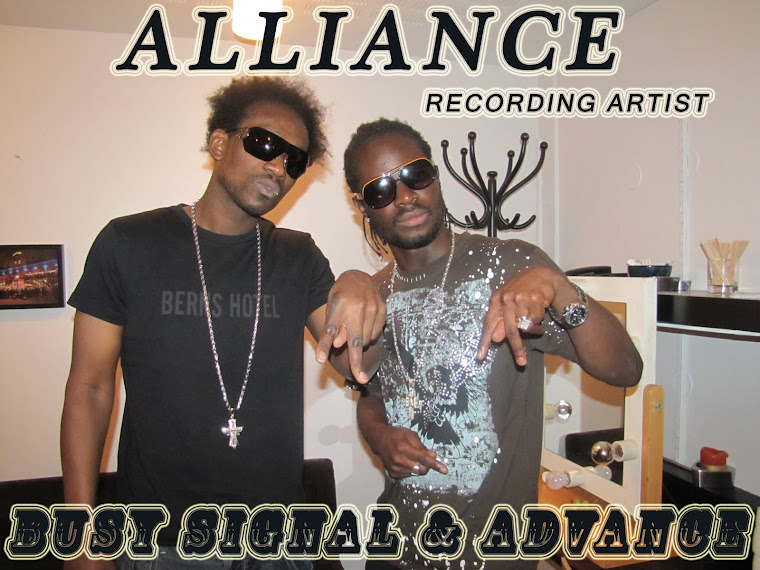 ★ BUSY SIGNAL & ADVANCE ★