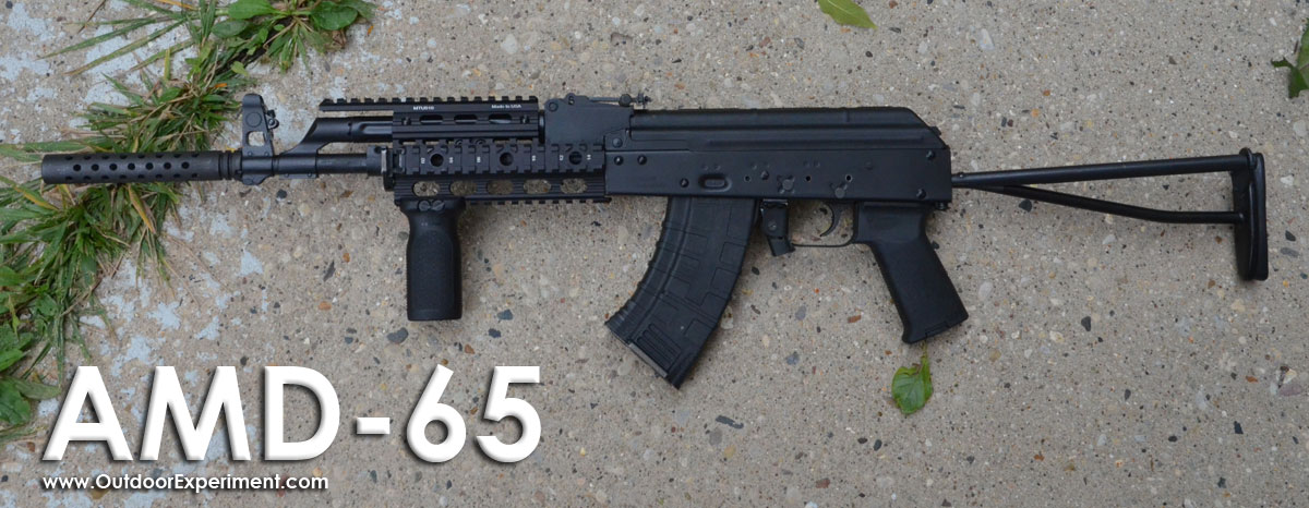 AMD-65 (AK-47 Variant type rifle)