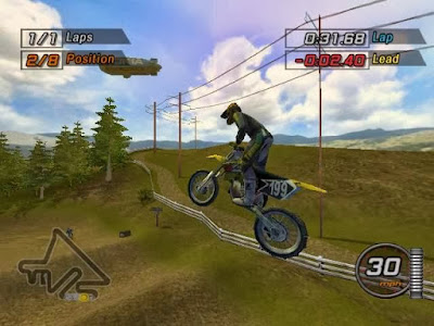 Ultimate Motocross PC Game