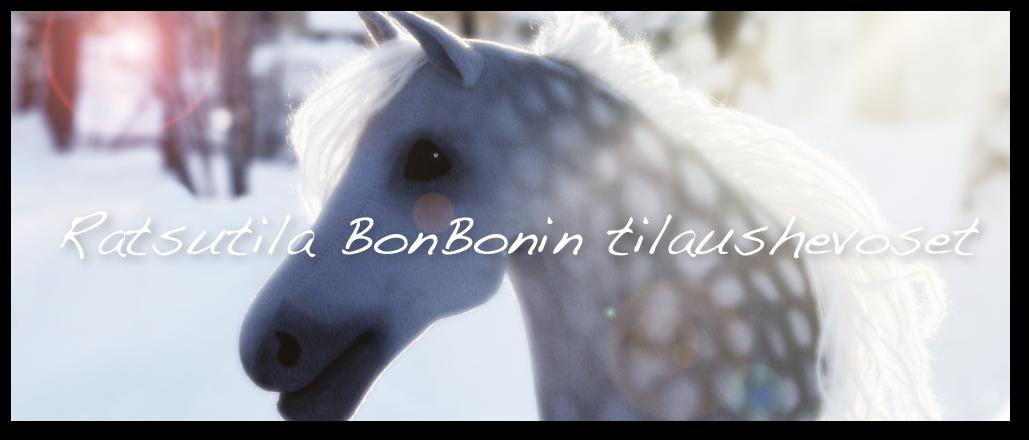 BonBonin tilaushevoset