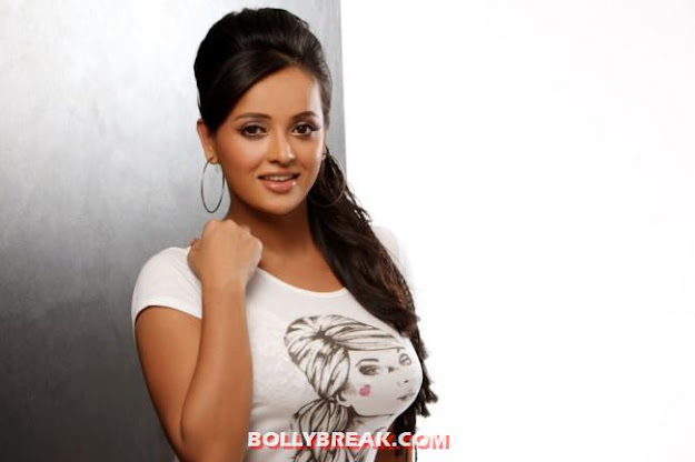 tanu roy in a white tshirt -  Tanu roy hot photo shoot
