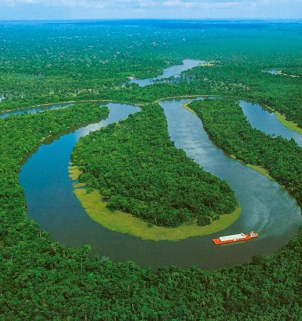 Amazônia: estonteante dependência do Saara criada por Deus