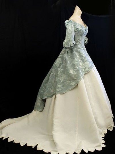 Devilinspired victorian clothing for Period style wedding dresses