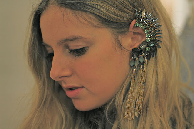 ear cuff, jewelry
