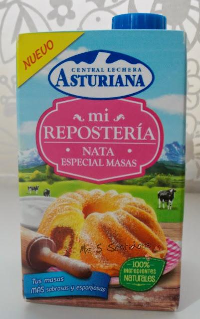 Central Lechera Asturiana Nata repostería