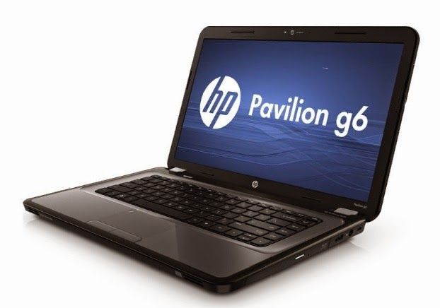 HP Pavilion g6 Notebook PC support For Microsoft Windows 8 (64-bit ...