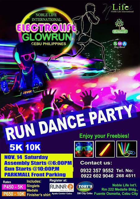 Run Dance Party