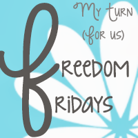 Freedom Fridays Blog Hop