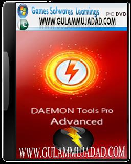 DAEMON Tools Pro Advanced 4 Free Download
