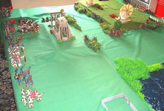 Wargame Room Field