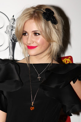 Pixie Lott Updos Hairstyles
