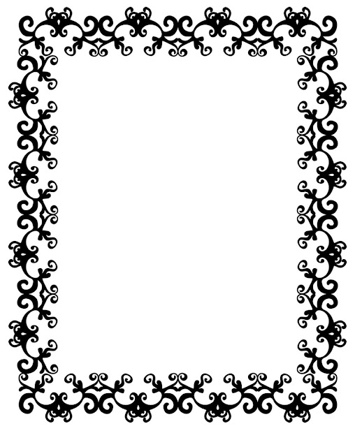 frame borders clip art 022712