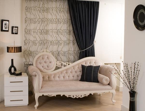 Tende camera da letto moderna - Tende camera letto ...