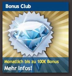 Stargames Bonus Club