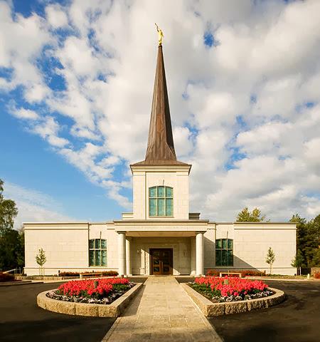 Helsinki, Finland Temple