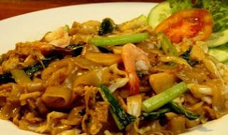 Resep Masakan Kwetiau Goreng Nikmat
