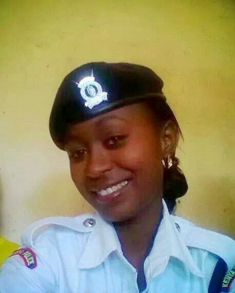 ... Another Se'xxy Kenyan Policewoman ..... PHOTOS | Trending Daily Post