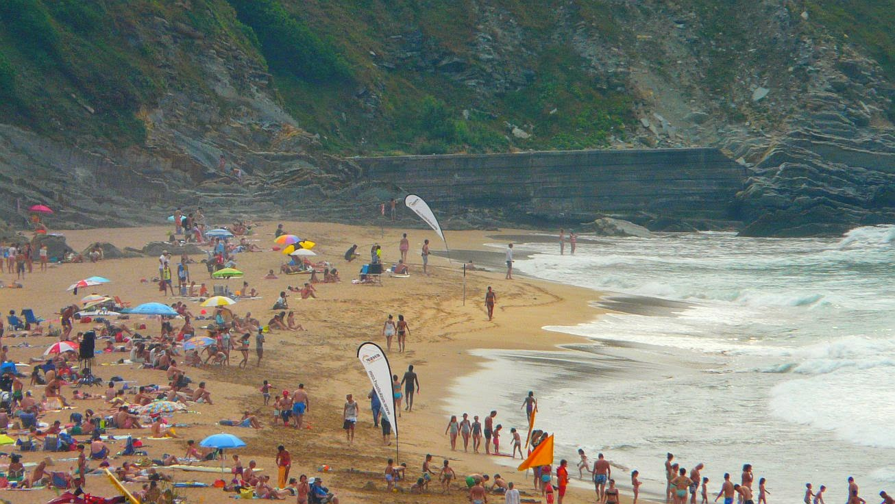 playa de sopela