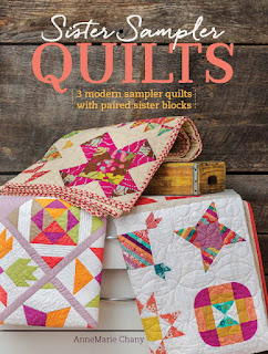 Sister Sampler Quilts Book Review