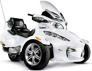 Can-Am Spyder RS Motorcycle specification
