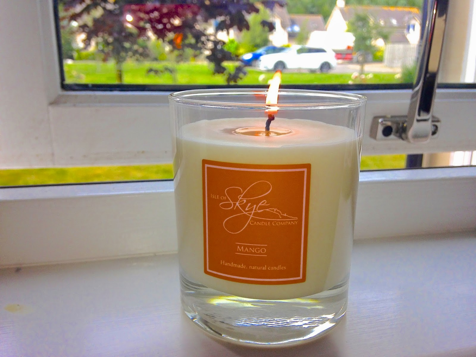 Mango, Isle of Skye Candle Company, Candles