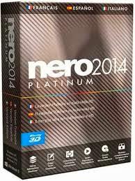 Free Download Nero 2014 Platinum V 15.0.07100 Full Version