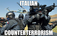 MILAN, AGENTS ARREST SUSPECTED PLOTTING TERRORISTIC ATTACK - News