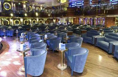 Melihat Mewahnya Kapal Pesiar Costa Concordia