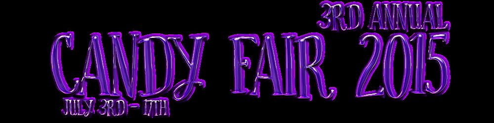 Candy Fair 2015