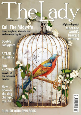 FREE weekly horoscope in The Lady - UK's smartest glossy. Click cover to read