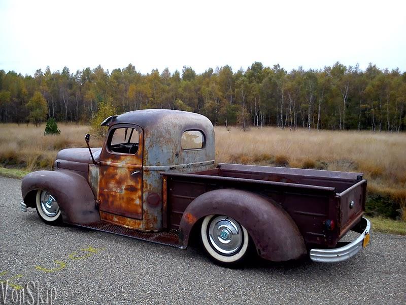 Truck Rat Rod further International Rat Rod Truck in addition 1940 ...
