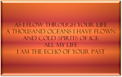 Perfect Strangers - Deep Purple Song Lyric Quote in Text Image