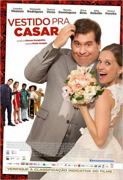 Download Filme Vestido pra Casar BDRip AVI Dual Áudio + RMVB Dublado
