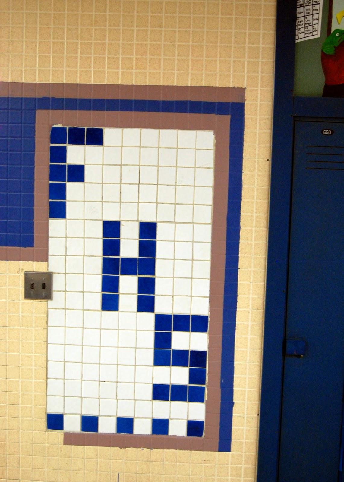 FHS tiles - close up