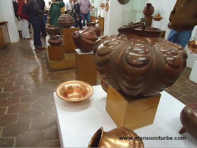 The National Copper Museum in Santa Clara del Cobre