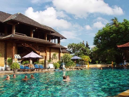 Nama Hotel di Pantai Kuta Bali