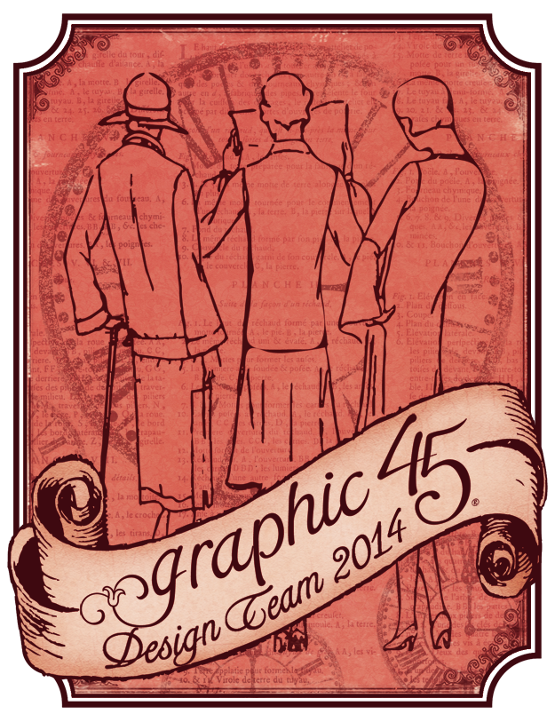 Graphic 45 Design Team Member
