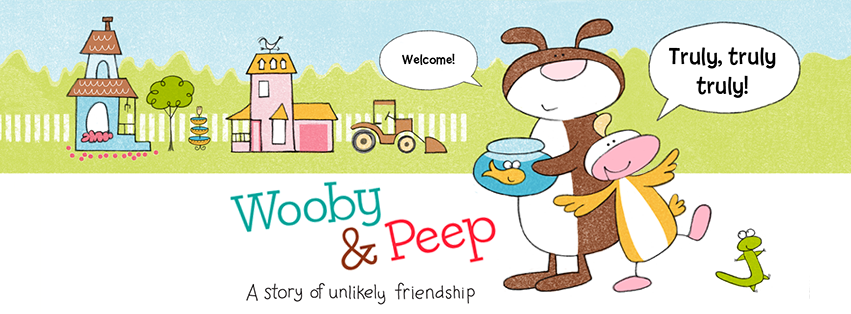 Wooby and Peep