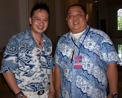 With Rudy Choirudin