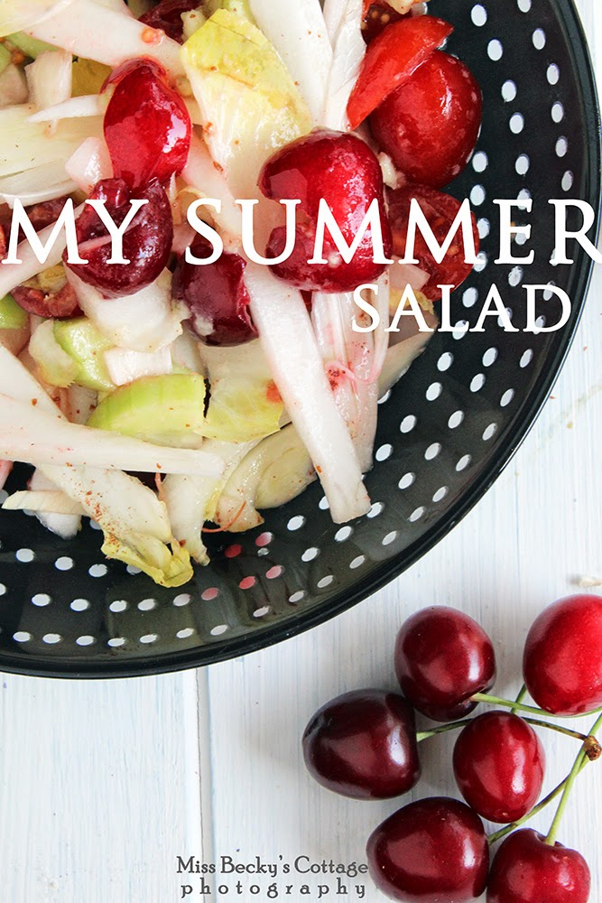 my summer salad