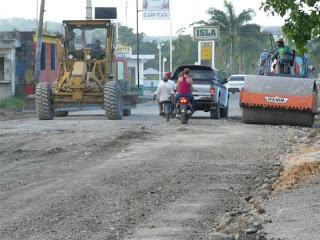 PRESION DE CHOFERES OBLIGAN AUTORIDADES RESOLVER PROBLEMAS CARRETERA NAGUA-SAN FRANCISCO DE MACORIS