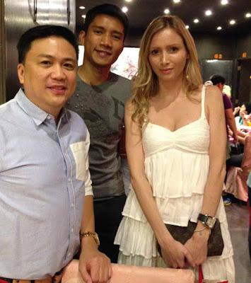 James Yap Girlfriend