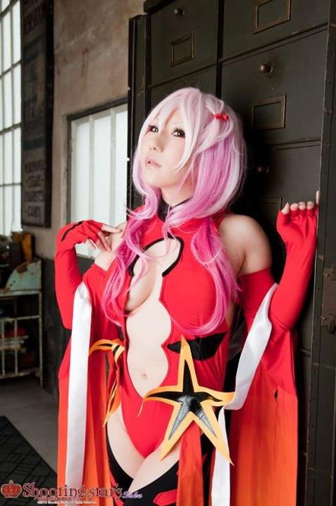 CosRain.Com Sakuya's COSPLAY - Guilty Crown